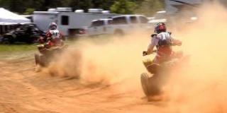 2013 GNCC Round 4: Big Buck ATV Episode