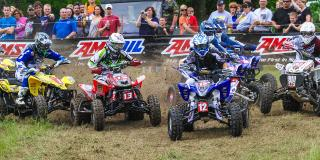 2013 GNCC Round 6: Limestone 100 ATV Episode