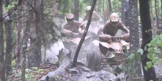 2013 GNCC Round 5: The Mammoth ATV Episode