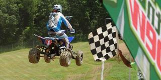 2013 ATVMX Round 7: Steel City - Full Episode