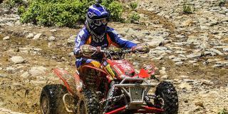 2013 GNCC Round 8: Mountaineer Run ATV Episode