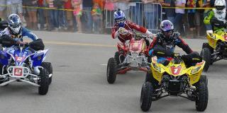2013 GNCC Round 9: Snowshoe ATV Episode