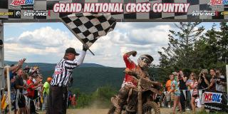 2013 GNCC Round 9: Snowshoe Bike Episode