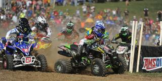 Rnd 13 - Ironman, GNCC  ATV (Race Archive)