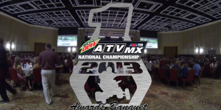 2013  Annual ATVMX Awards Banquet - Recap