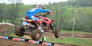 2013 ATVMX Round 3: Ballance MX Highlights