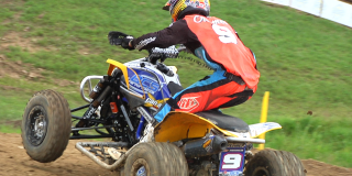 2013 ATVMX Round 7: Steel City Highlights