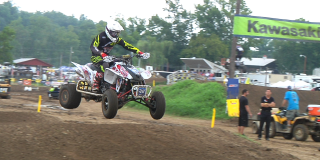 ATV Pro MX - Rd 10 Loretta Lynn's Highlights