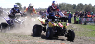 2014 GNCC ATV Rd 1 - Mud Mucker Highlights