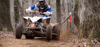 2014 GNCC Round 2: The General ATV Highlights