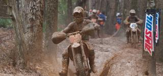 2014 GNCC Round 2: The General Bike Highlights