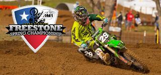 Freestone Spring Championship Day 1