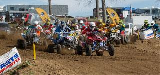 ATV Pro MX - Rd 2 Muddy Creek Highlights