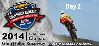 California AMA Classic 2014 - Day 2