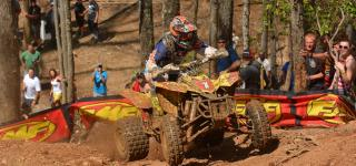 2014 GNCC Round 4: Big Buck ATV Highlights