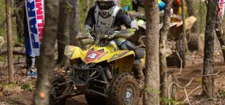 2015 GNCC Round 5: Limestone 100 ATV Highlights