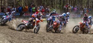 2014 GNCC Round 5: Limestone 100 Bike Highlights