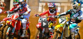 2013 AMA Pro Motocross 450 Moto 1 Replay from Hangtown
