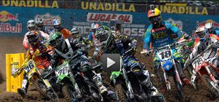 2012 AMA Pro Motocross 450 Moto 1 Replay from Unadilla