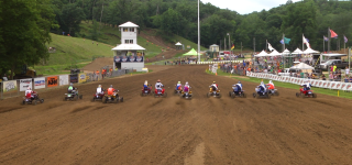 ATV Pro MX - Rd 6 Spring Creek Highlights