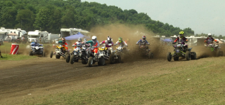 ATV Pro MX - Rd 7 Unadilla Highlights