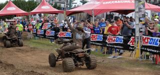 2014 GNCC Round 9: Snowshoe ATV Episode