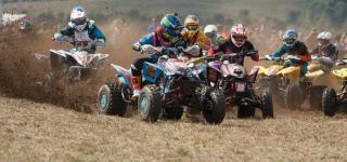 2014 GNCC Round 11: Mountain Ridge ATV Highlights