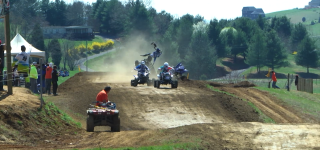 Rd 2 - ATV Pro MX - Muddy Creek on MAVTV ( Replay )