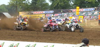 Rd 8 - ATV Pro MX - Redbud on MAVTV ( Replay )