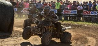 2014 GNCC Round 13: Ironman ATV Highlights