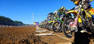 Winter Olympics Motocross Championship - Day 1