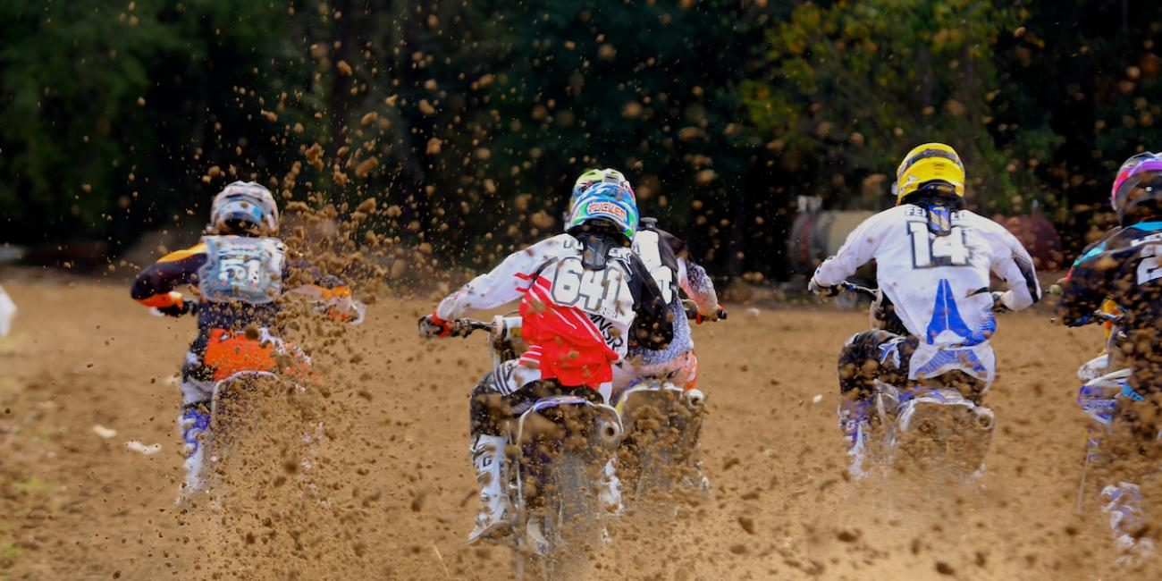 Winter Olympics Motocross Championship - Day 2