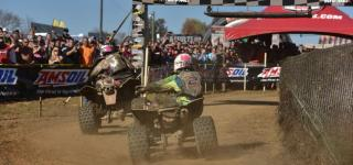 2014 GNCC Round 13: Ironman ATV Episode