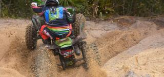 GNCC ATV Rd 1 - Wild Boar Highlights