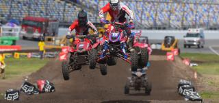 Daytona ATV Supercross - Full Pro Main Event - 2015