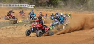 Rd 1 - ATV Pro MX - Echeconnee Highlights