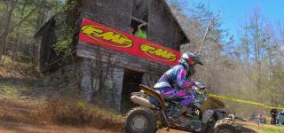 GNCC ATV Rd 3 - Steele Creek Highlights