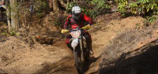 GNCC Live Limestone 100 Pro Bike