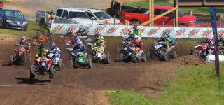 Rd 3 - ATV Pro MX - Muddy Creek - Highlights
