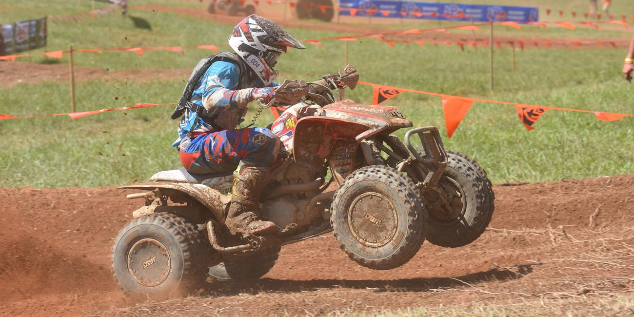 GNCC Live Mountaineer Run Pro ATV