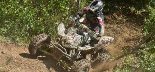 GNCC ATV Rd 7 - Mountaineer Run Highlights