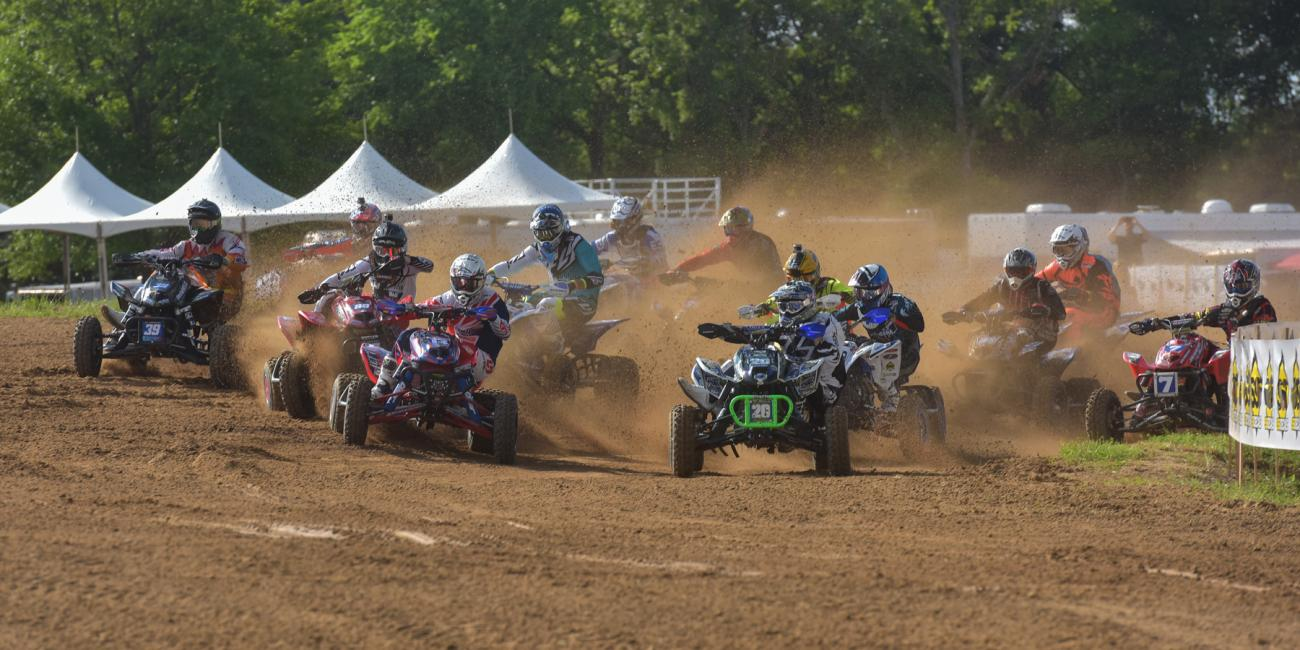 Underground ATV Motocross - Full MAVTV Episode 3