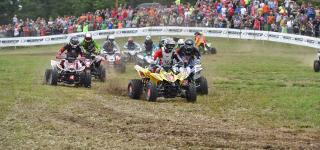 GNCC ATV Round 8 - John Penton Highlights