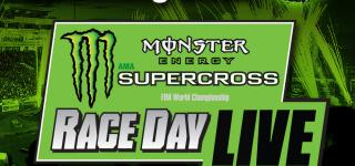 Monster Energy Cup Race Day LIVE