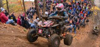 GNCC ATV Rd 13 - Ironman Highlights