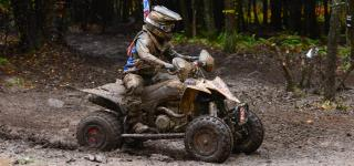 GNCC ATV Round 11 - Mountain Ridge Episode on NBCSN (Replay on RacerTV.com)