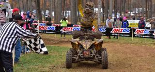 GNCC ATV Round 13 - Ironman Episode on NBCSN (Replay on RacerTV.com)