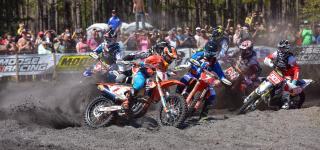 GNCC Live Maxxis Cannonball Pro Bike