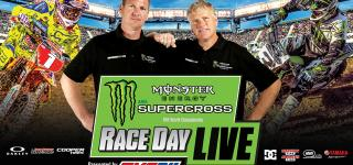 Race Day Live - Foxboro