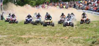 GNCC ATV Round 7 - The John Penton Highlights